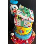 Paperino torta