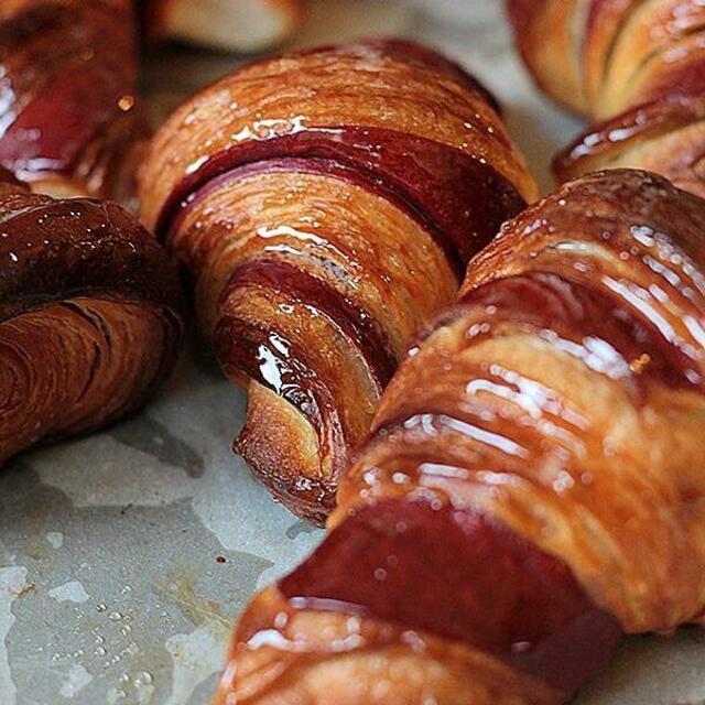 Croissant bicolore_Paoletta Sersante